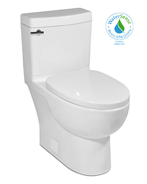Icera Malibu Ii Two Piece Toilet 10 Rough In